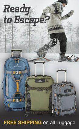 Gear Hauler - Lightweight Carry-Ons | Official Eagle Creek Website