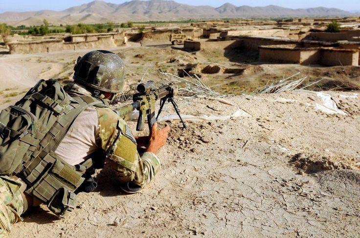 US Army Ranger sniper [4288x2848]