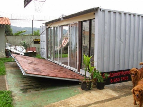 17 best ideas about sea container homes on pinterest shipping container homes container homes - Affordable container homes ...