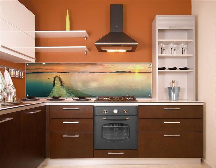 Скинали - оригинальный декор для кухни | Для того чтобы изменить облик вашей кухни, сделав её более современной и оригинальной, совершенно не обязательно затевать капитальный ремонт. Инновационные технологии и промышленные разработки позволяют преобразить кух