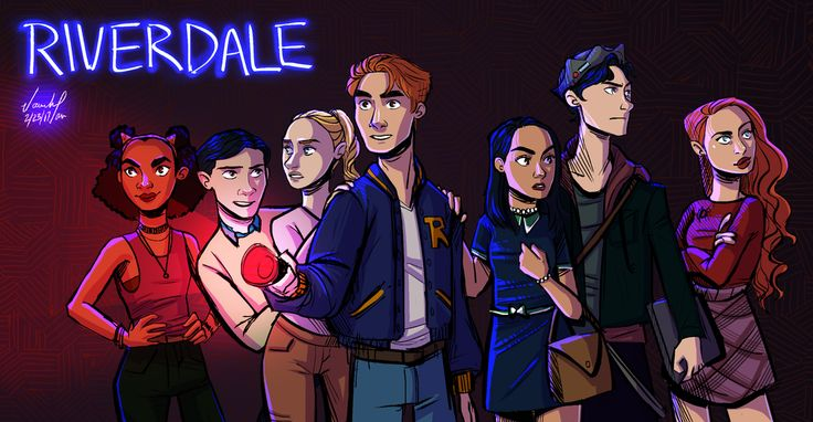 Riverdale Wallpaper: RiverDale By Gwendolynn13