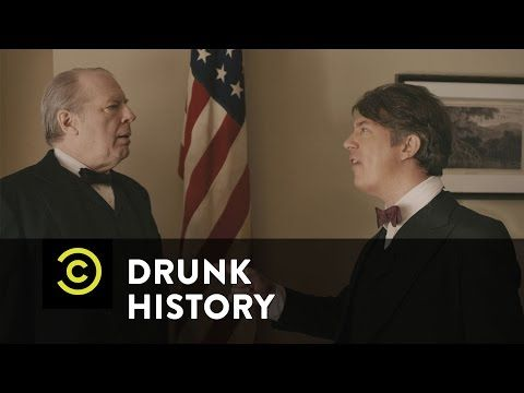 Drunk History - The Wizard of Menlo Park - Uncensored