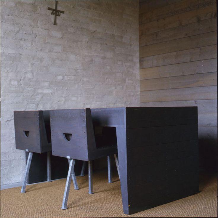 St Benedict's Abbey, Vaals, by Dom Hans Van der Laan