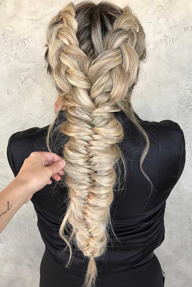 65 Charming Braided Hairstyles Lovehairstyles Com Hair Styles Braided Hairstyles Womens Hairstyles