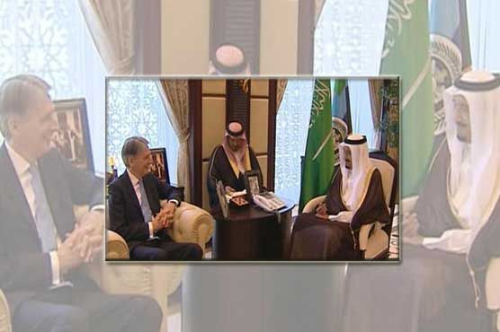 British, Saudi defence chiefs discuss the need to find a political solution for #Iraq #crisis, says a diplomat in Saudi Arabia. #Iraq #News, #war in #iraq