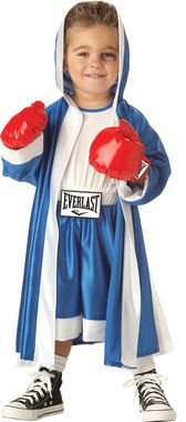 This Everlast Boxing costume for children is definitely something worth fighting…