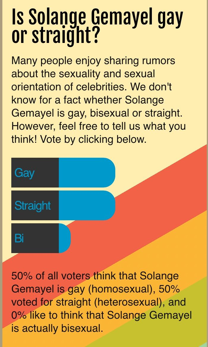 Solange Homosexual | Scandal VIPFAQ | 50% Of All Voters Think That Bachir Gemayel Wife Is GAY.