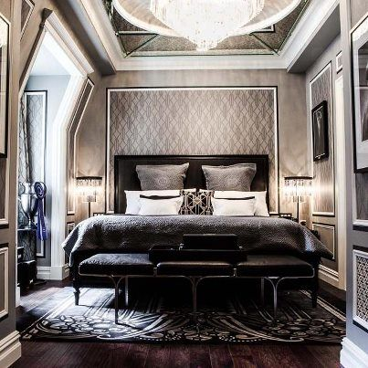 25 best ideas about art deco bedroom on pinterest art Art deco bedroom ideas