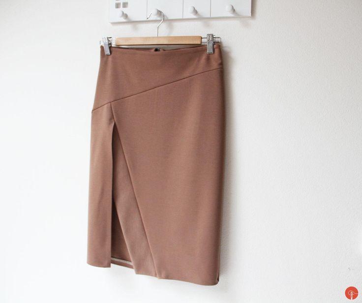 Beautiful handmade sewed skirt