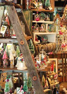 Monticello Antique Marketplace: Shop Therapy....