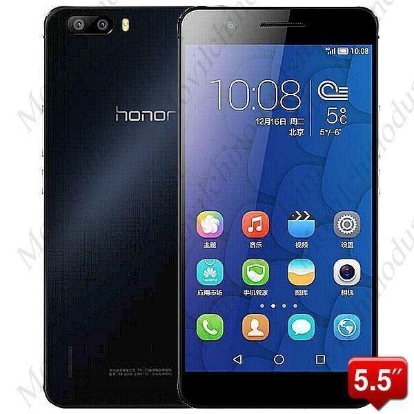 """Movil HUAWEI Honor 6 Plus pantalla 5.5"""" FHD Kirin 925 ocho nucleos Android 4.4 4G 3GB RAM 32GB ROM"""