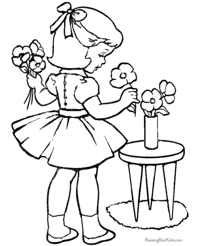 305 best spring & easter coloring pages images on Pinterest ...