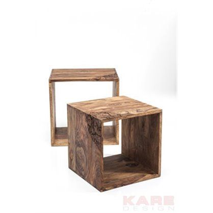 Regał Cube Rodeo (2/Set), kare design