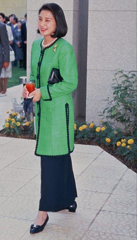 「雅子様 ロイヤルファッション」の画像検索結果