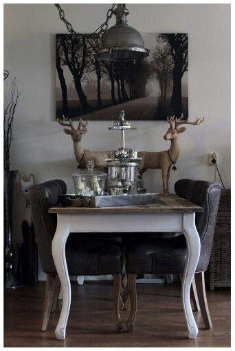 Rivièra Maison driftwood tafel