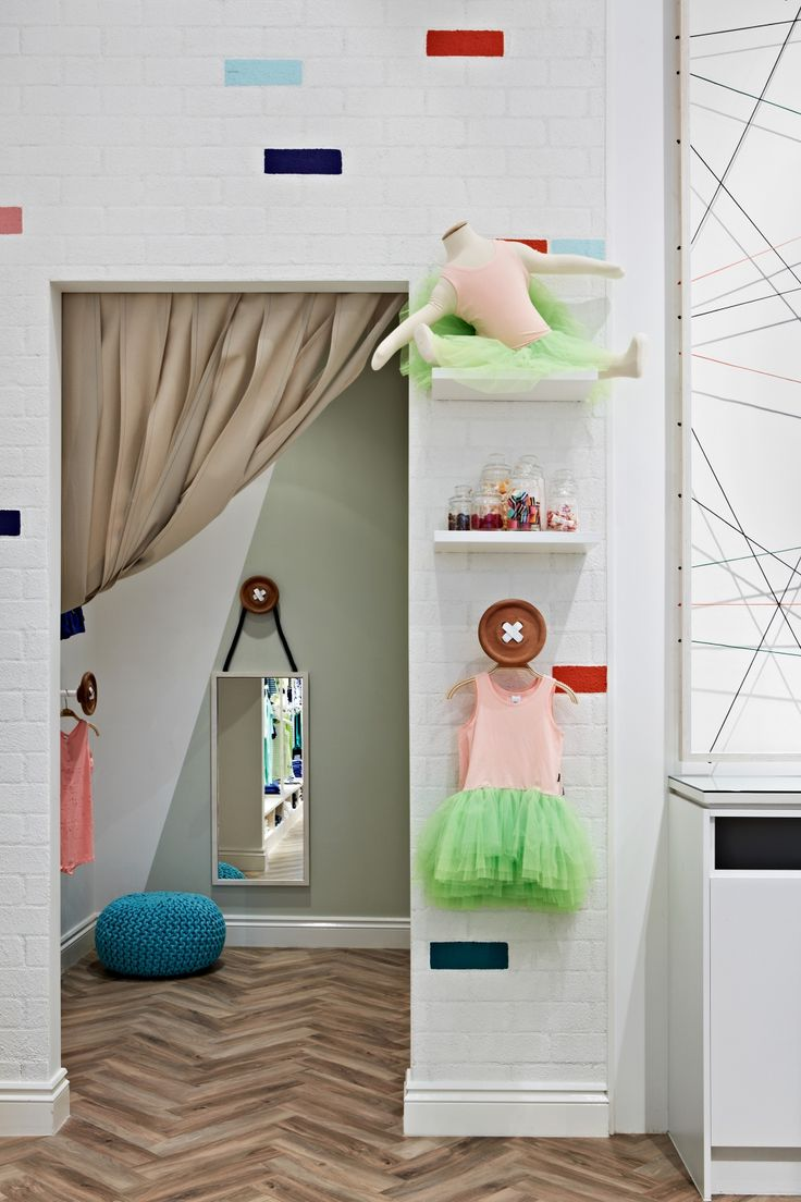 Kids Store Design Bonds