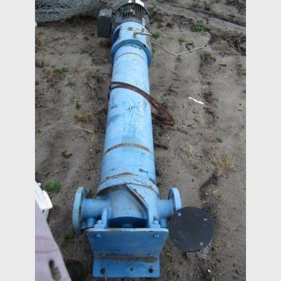 Proveedor de bomba de sumidero goulds a nivel mundial | bomba de sumidero vertical nueva goulds de 30 hp a la venta - Savona Equipment