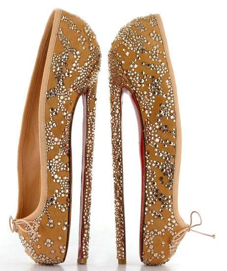 Osea que pedooo con estos, tacones de ballet??
