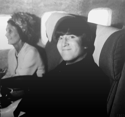 John Lennon-Airplane,1965-GOODBYE