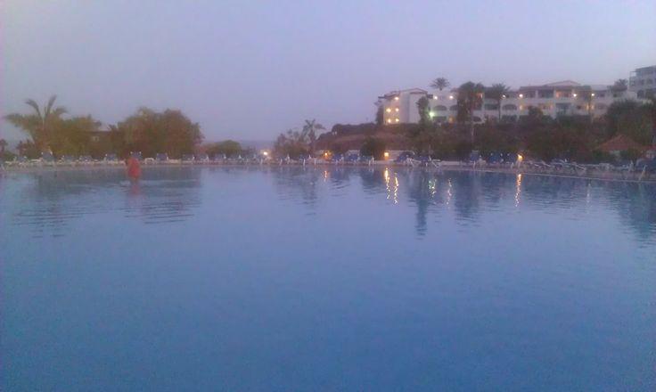 Hotel Fuerteventura Princess - eine atemberaubende Poollandschaft!