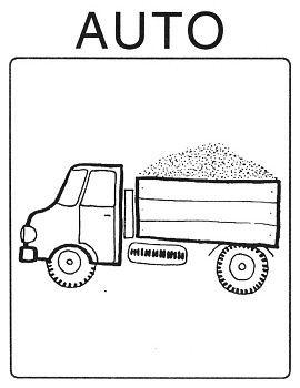 Dopravní prostředky - auto