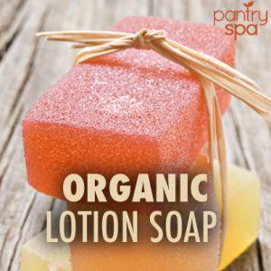 DIY Organic Lush Shimmy Shimmer Solid Body Lotion Bar Recipe Copycat