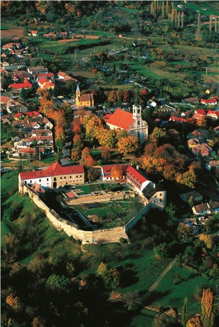 Pécsváradi vár