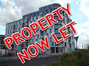 One bedroom apartment, Chatham Place, Reading.  Let within 1 day of advertising!