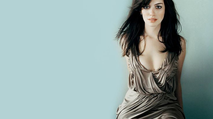 Sexy anne hathaway hd wallpaper - Hollywood actress full hd wallpaper ...