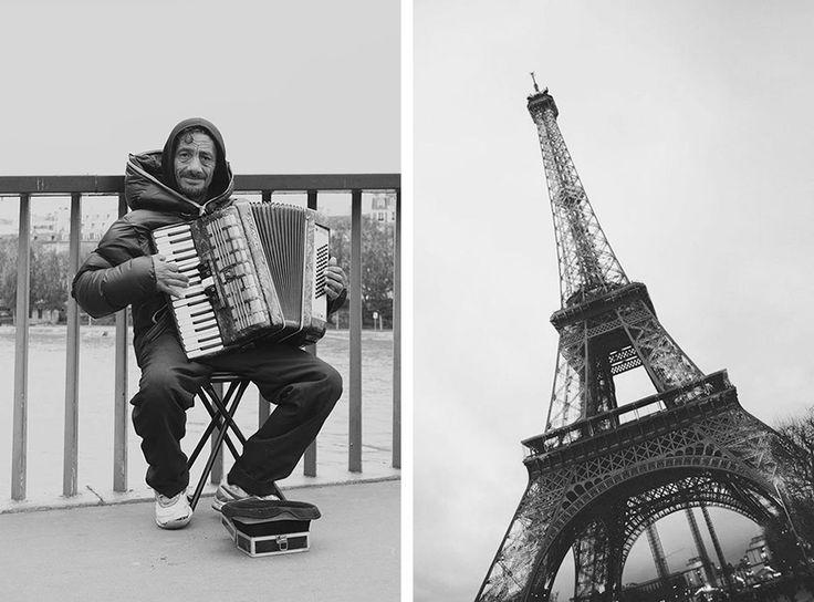 Pieni Pariisi-opas Eiffel-torni