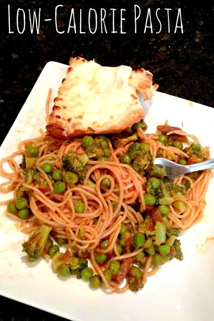 all things katie marie: Low-Calorie Pasta