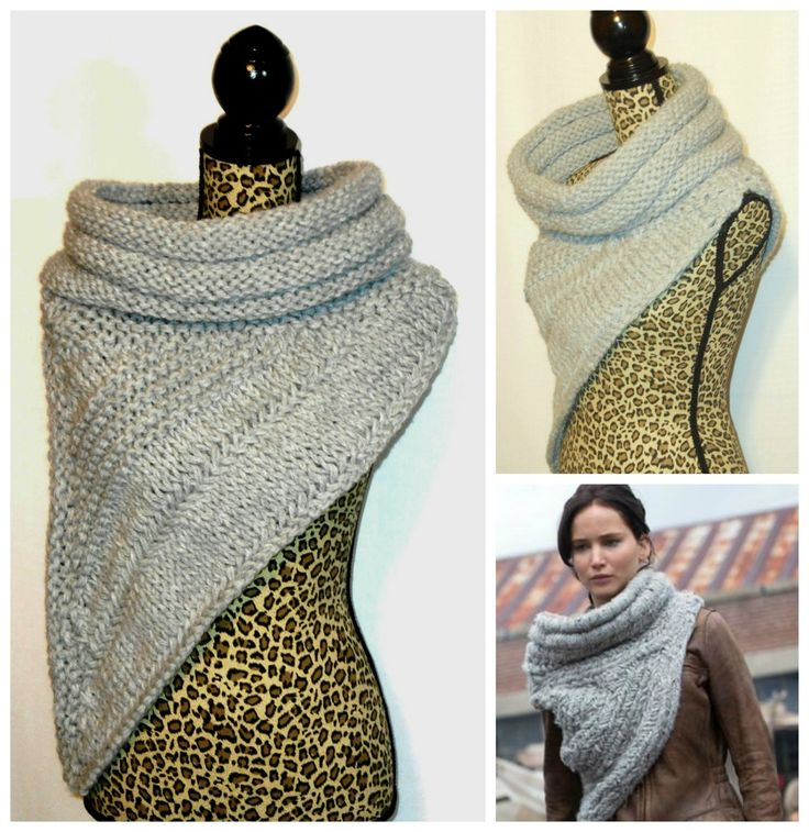 441 best Crocheted Scarves, Cowls, and Wraps Oh My! images on ...