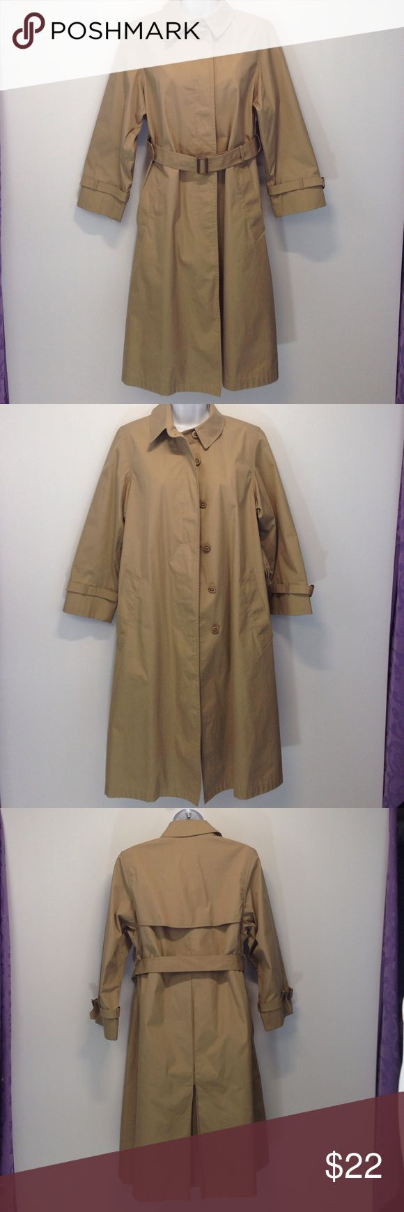 Botony 500 Retro Men's Adjustable Trench Coat NWOT This a men's Trench Coat that is in pristine condition. It has a multitude of adjustable areas  such as the sleeves, waist, and tail/skirt. It doesn't have a size listed but I would estimate that is is a small to medium. It measures 42 inches shoulder to hem and the sleeves are 22 inches long. Please let me know if you have questions. Botony 500 Jackets & Coats Trench Coats