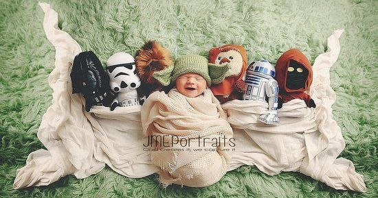 The Photographer Behind These Baby Superheroes Has Passed Away