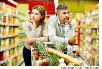 """Gebetsmühlenartig schäumt sie: """"Reine Skandalisierung! Bevormundung des Verbrauchers! Der mündige Verbraucher kann entscheiden, denn es steht alles drauf, was drin ist""""! IST DAS SO?"""