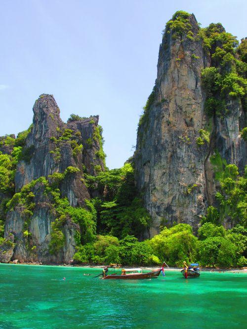 Phi Phi Island, Phuket, Thailand