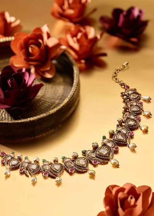 Shri Hari Diagems - Collections   Mughal Mystique