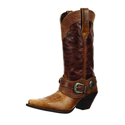 Crush by Durango Womens 12 Spur Strap Western BootDCRD172 M98 ** Want additional info? Click on the image.