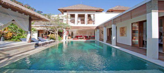 Villa Joe in Umalas Bali, Indonesia (con imágenes) Piscinas