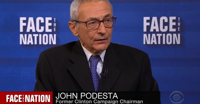 Watch Podesta Try to Explain How the Russians Outsmarted Hillary