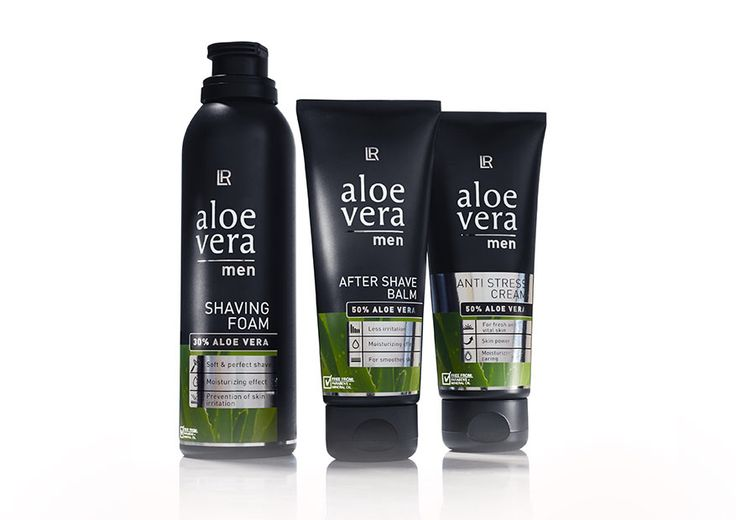 Aloe Vera for men Lr Health and Beauty