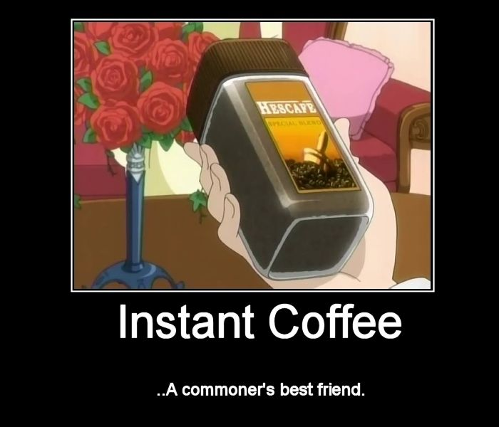 Instant Coffee - ouran-high-school-host-club Screencap