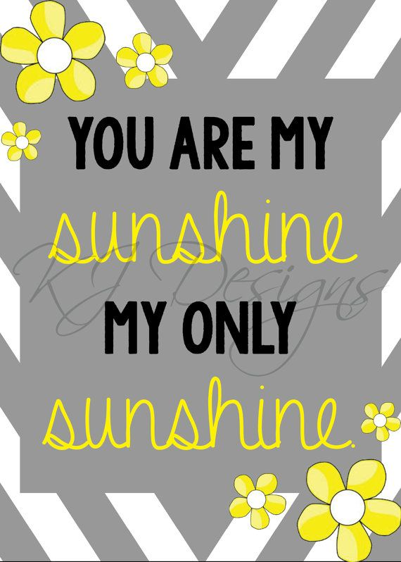 25 best images about Sunshine Quotes on Pinterest | Wood ...
