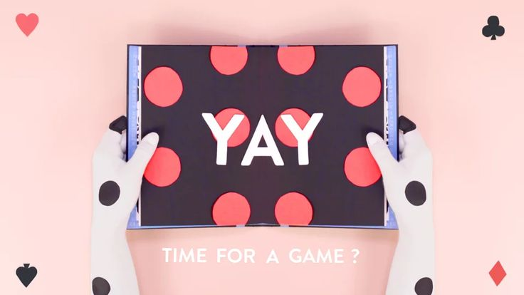 TIME FOR A GAME on Vimeo