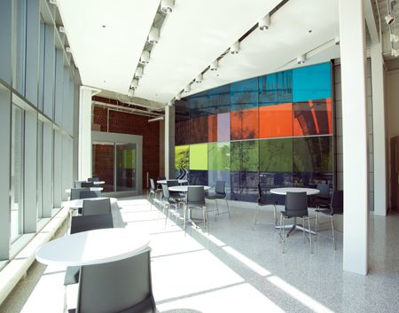 The Lobby Of The Yeh Center Student Lounge Pinterest Lobbies Inspiration And The O 39 Jays