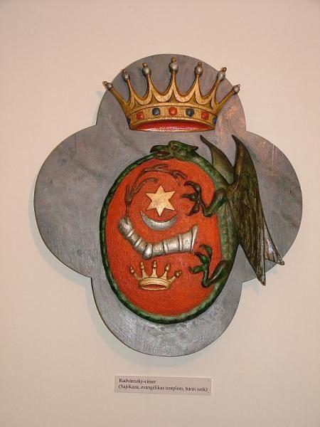 Radvánszky-címer