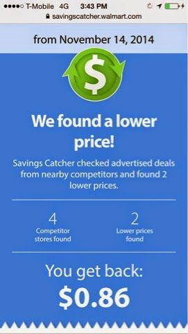 Muestras Gratis PR: Savings Catcher