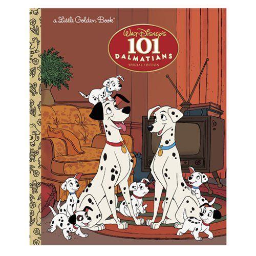 Walt Disney's 101 Dalmatians Little Golden Book - Penguin Random House - 101 Dalmatians - Books at Entertainment Earth