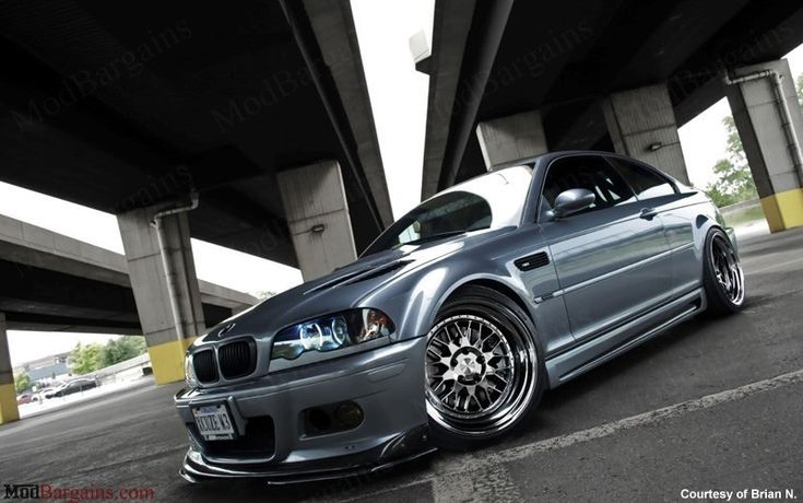 BMW E46 Koni Suspension at www.modbargains.com