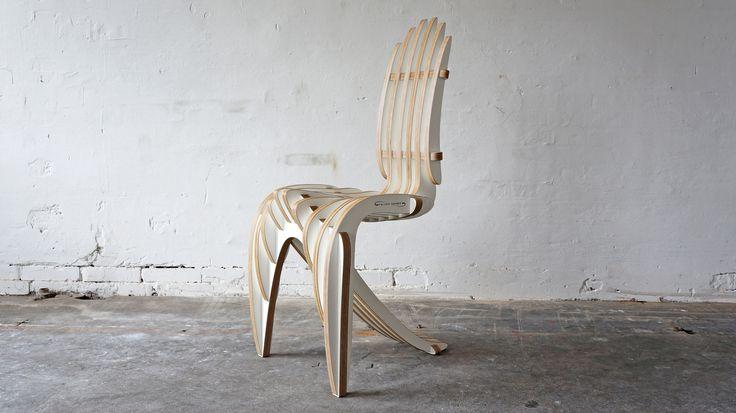 Qvist Side Chair by Peter Qvist